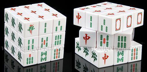 Mahjong-Cubic