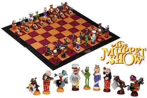 Muppet-Show-Chess-Xadrez