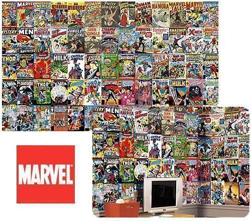 Mural-Marvel