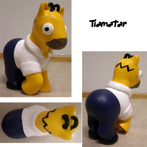 My-Little-Homer-Simpson