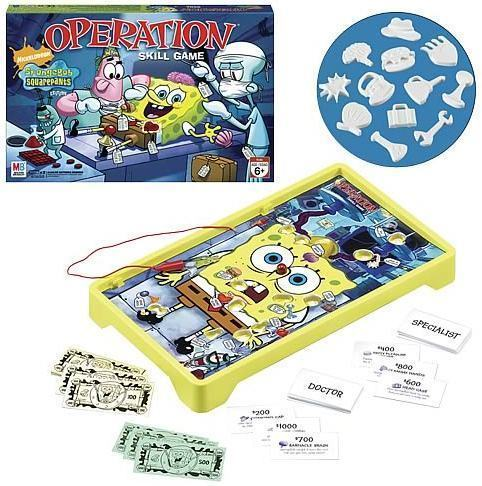 Operation-Spongebob-Edition
