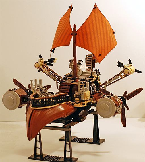 Steampunk-Yatch-Lego-01