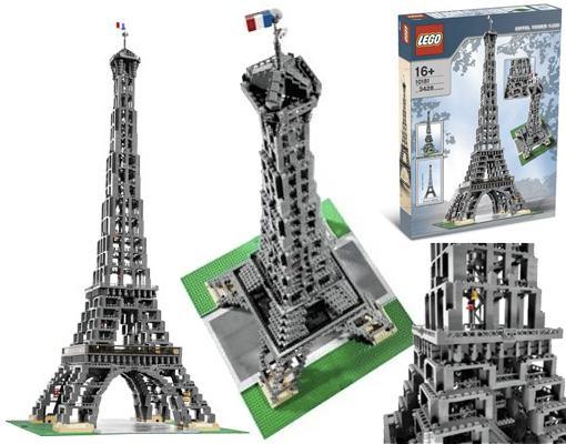 Torre-Eiffel-Lego