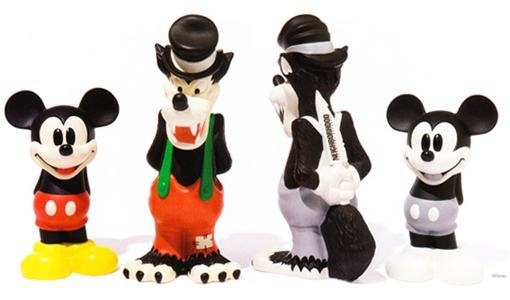 VCD-MICKEY-MOUSE-BIG-BAD-WOLF-SET
