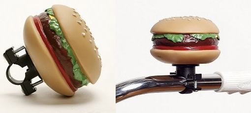 Hamburger-Bike-Bell