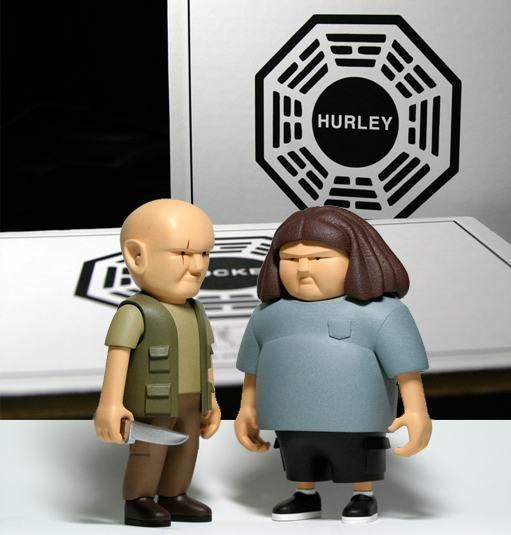 LOST-Art-Show-Locke-Hurley-01