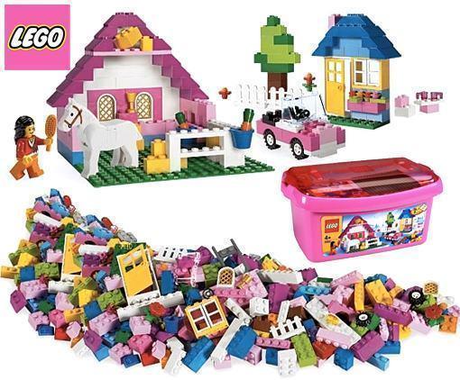 Lego-Pink