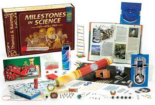 Milestones-in-Science