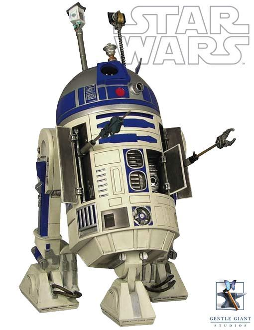 R2D2-Gentle-Giant-Estatua