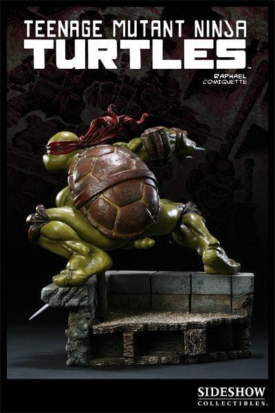 Sideshow-TMNT-Raphael-Comiquette-05