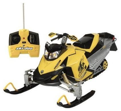 Skidoo-RC-Snowmobile