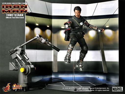 Tony-Stark--Mech-Test-Ver-01