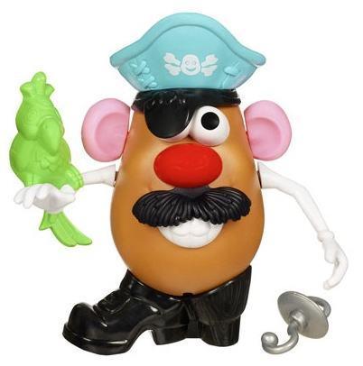Sr cabe a de batata pirata dos 7 mares blog de brinquedo - Monsieur pirate ...