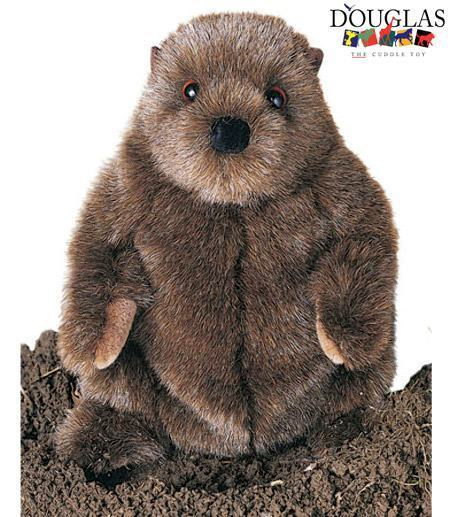 Marmota de Pelúcia