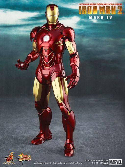 Outros itens colecionáveis que você quer ter: sonhos e pretensões! IronMan2-Mark-IV-Hot-Toys-02