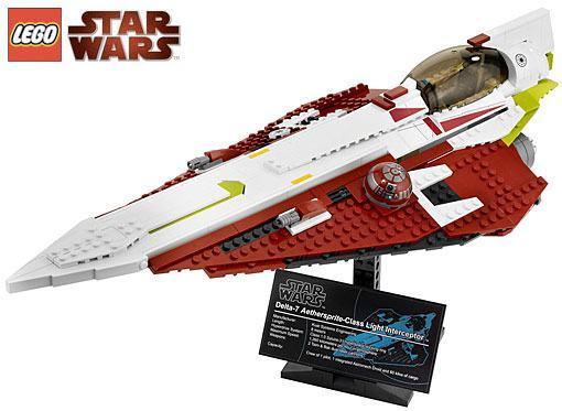87b0e418b A LEGO demonstrou durante a San Diego Comic Con 2010 seu novo set da  franquia Star Wars ...