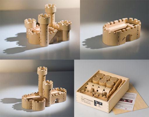 Castelo Medieval Em Blocos De Montar Blog De Brinquedo