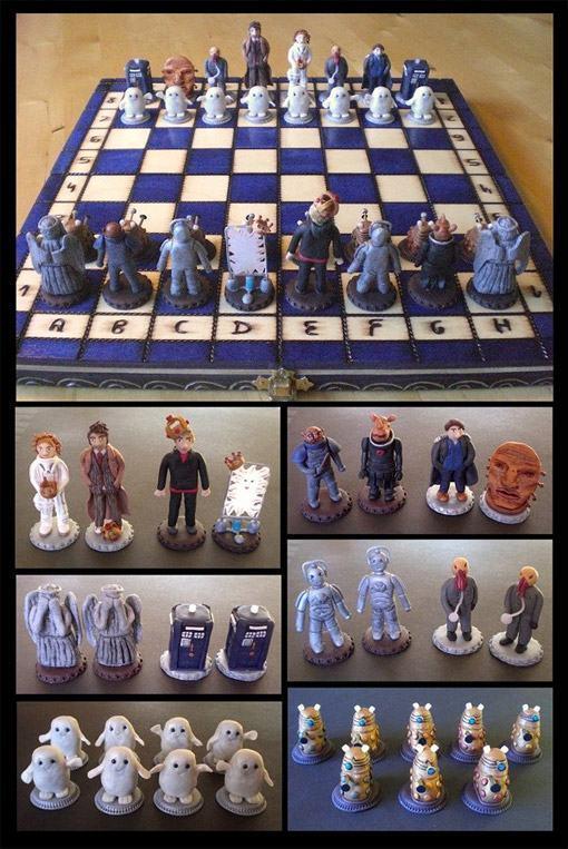 Galerry Game of Thrones chess set by EldalinSkywalker on DeviantArt