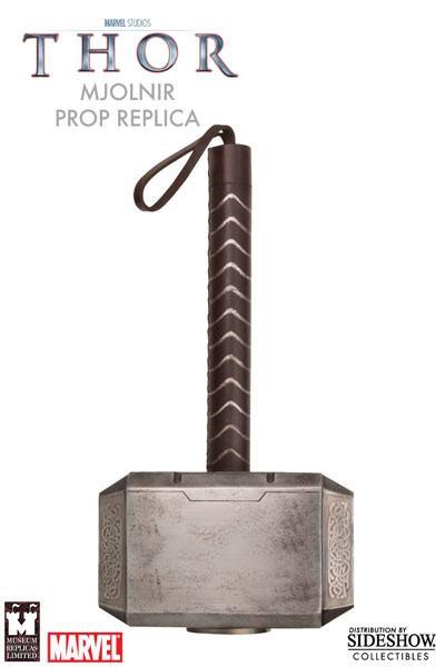réplica perfeita de mjölnir o martelo de thor blog de brinquedo