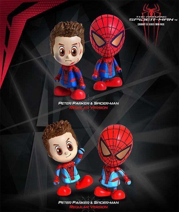 Spider-Man-Cosbaby-Series-A