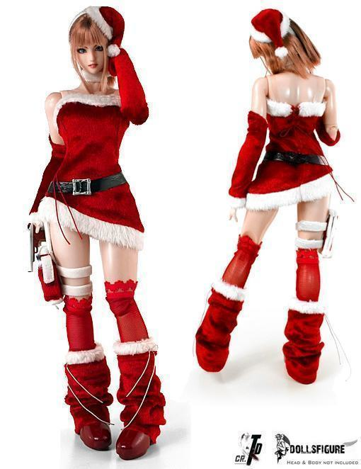 Dollsfigure-CC206-Sexy-Female-Xmas-01