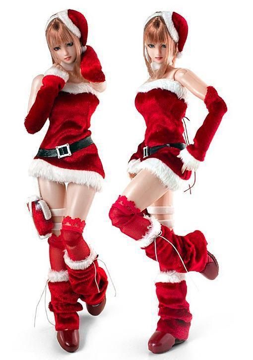 Dollsfigure-CC206-Sexy-Female-Xmas-04