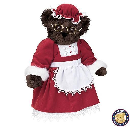 Vermont-Teddy-Bear-Natal-Mamae-Noel-04