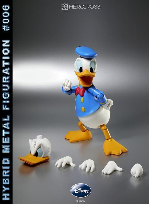 Hybrid-Metal-Figuration-Donald-Duck-06