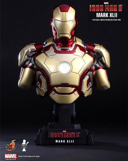 Iron-Man-Mark-XLII-Quarter-Scale-Bust-01