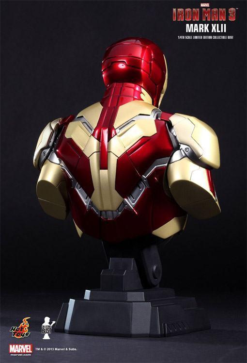 Iron-Man-Mark-XLII-Quarter-Scale-Bust-04