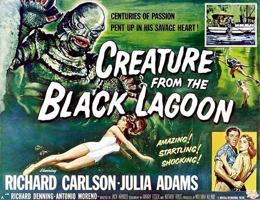 Universal-Monsters-Creature-from-the-Black-Lagoon-Poster