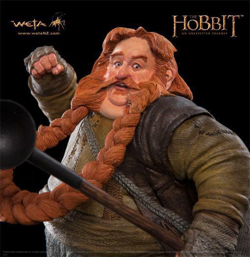 Bombur-The-Dwarf-Hobbit-Weta-Statue-03