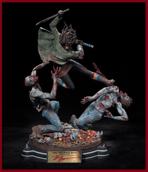 McFarlane-Michonne-Resin-Statue-05