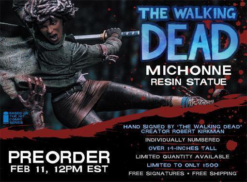 McFarlane-Michonne-Resin-Statue-06