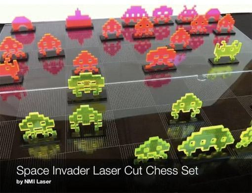 Space-Invaders-Chess-Set-Laser-Cut-01