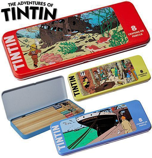 Tintin-8-Piece-Pencil-Set-01