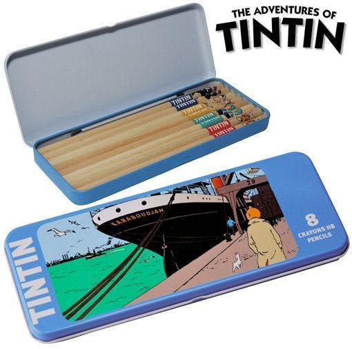 Tintin-8-Piece-Pencil-Set-03
