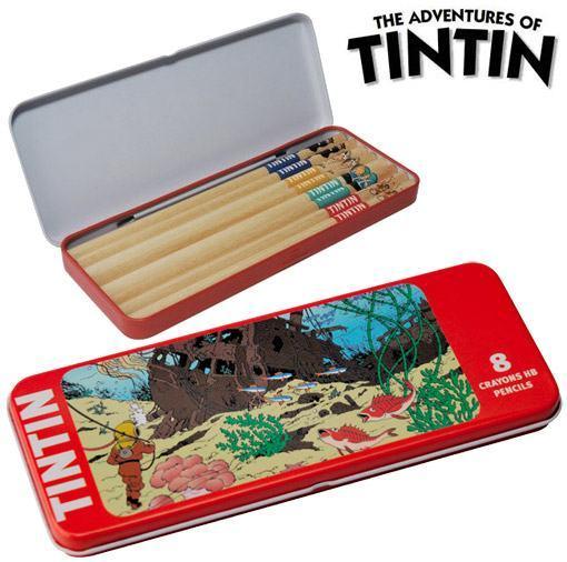 Tintin-8-Piece-Pencil-Set-04