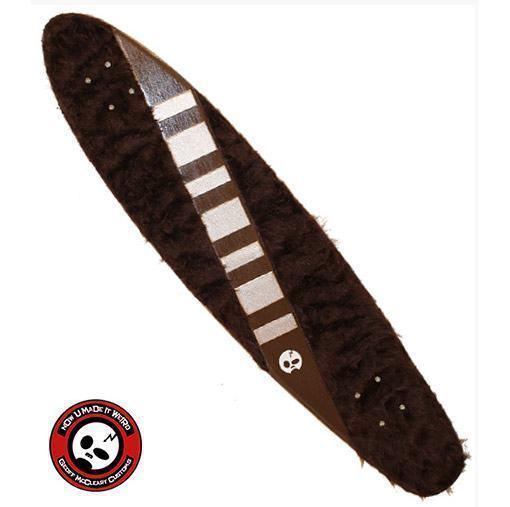 Chewbacca-Longboard-Skateboard