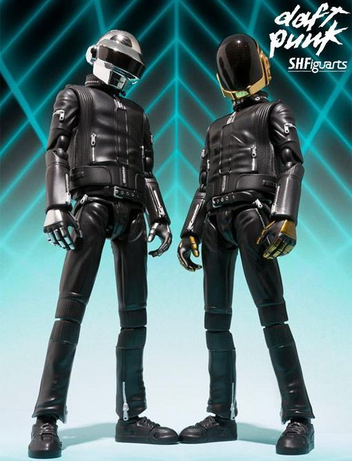 Daft-Punk-SH-Figuarts-Action-Figures