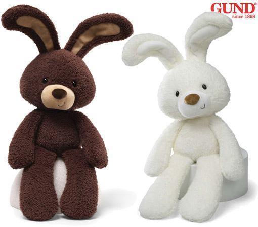 FUZZY-Chocolate-Bunny-Gund-Pelucia