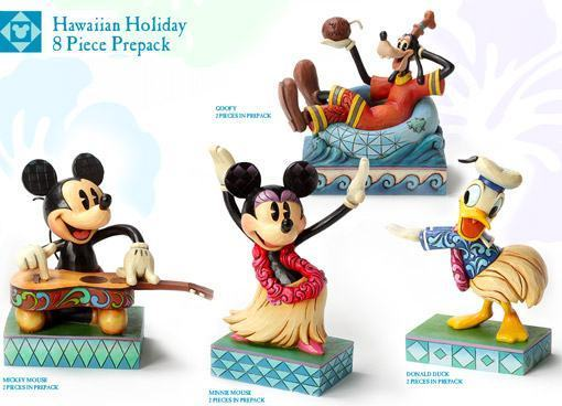 Figuras-Disney-Traditions-Hawaiian-Holiday-01