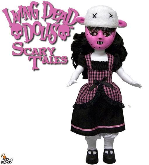 Living-Dead-Dolls-Scary-Tales-Series-5-Little-Bo-Creep-Doll