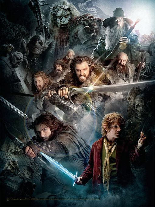 The-Hobbit-Collector-Edition-Puzzle-Quebra-Cabeca-02