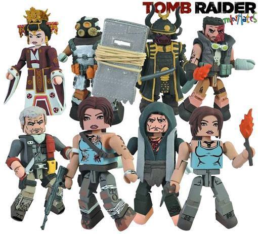 Tomb-Raider-Minimates-Mini-Figuras