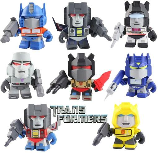 Transformers-Vinyl-Figure-Series-One-01
