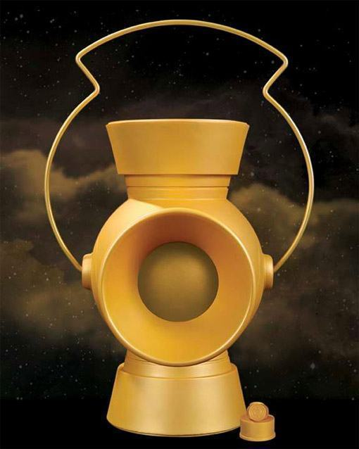 Yellow-Lantern-Power-Battery-and-Ring-Prop-Replica