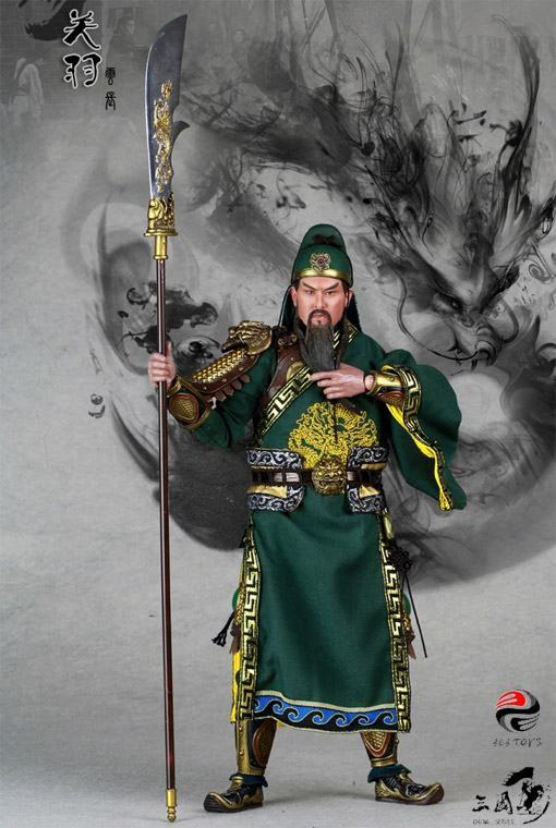 Guan-Yu-Three-Kingdom-Series-Action-Figure-02
