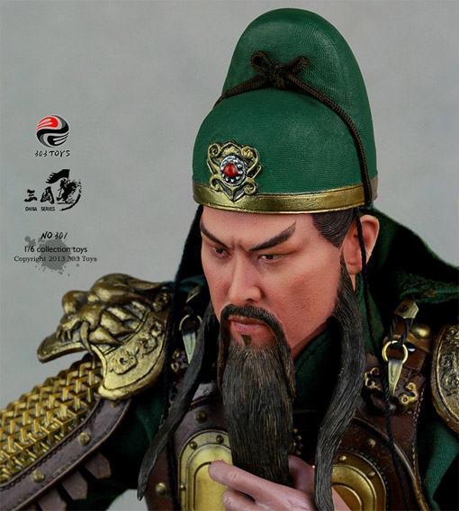 Guan-Yu-Three-Kingdom-Series-Action-Figure-03