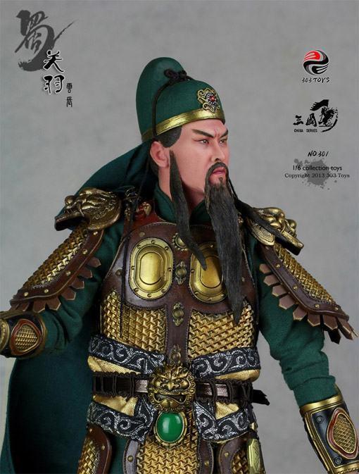 Guan-Yu-Three-Kingdom-Series-Action-Figure-04